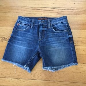 Joe's Jeans Ex-Lover Denim Shorts
